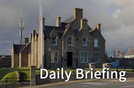 Daily Briefing Newsletter
