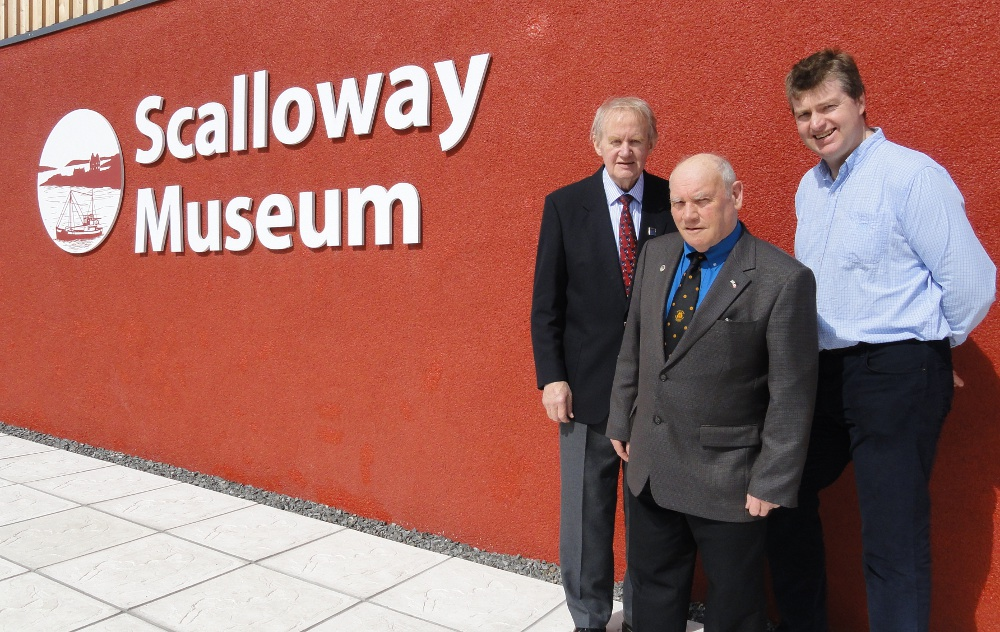 A new future for Scalloway's past | Shetland News