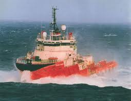 Oil standby vessel Grampian Frontier, currently on charter to BP west of Shetland, will replace the coastguard tug in northern waters.