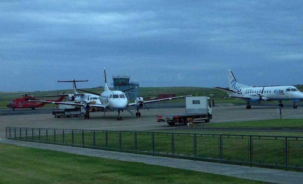CAA steps in as row erupts over Loganair flight | Shetland News