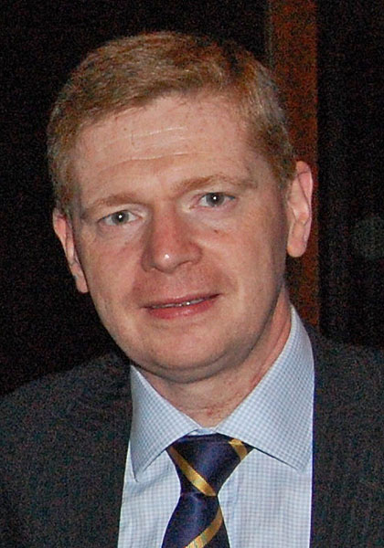 Council convener Malcolm Bell.