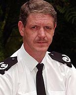 SSPCA chief superintendent Mike Flynn