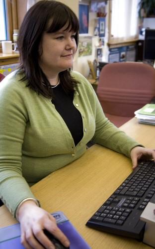 SIC infrastructure director Maggie Sandison.