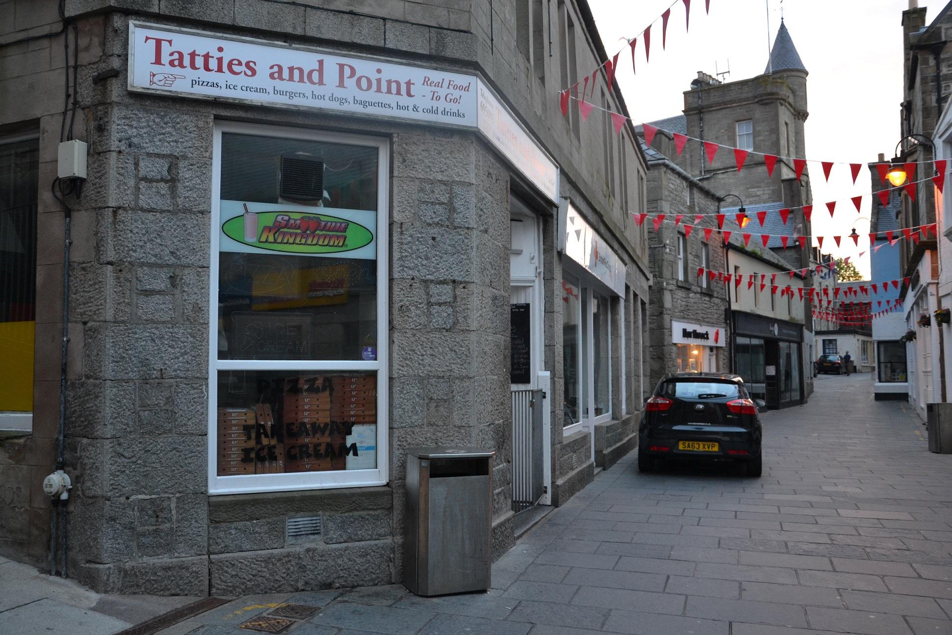 Tattie Shop premises to enjoy new lease of life as juice bar