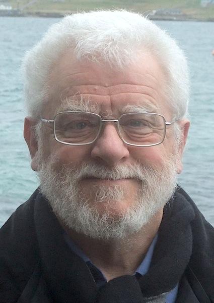 Shetland Arts chairman Danus Skene: 'Mareel is not a burden, it is a community asset'.