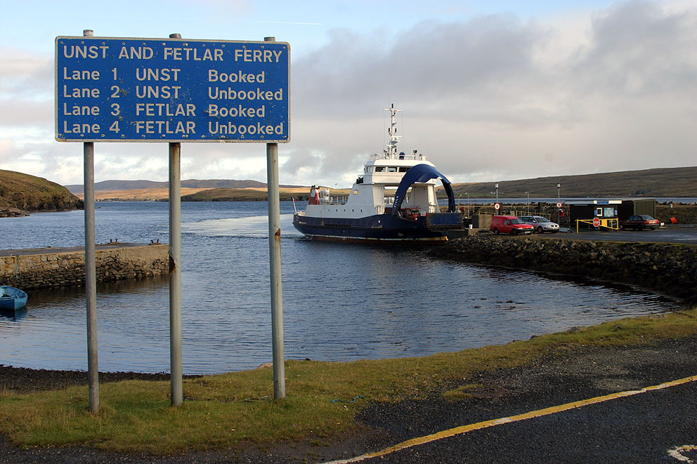 North Isles member Robert Henderson is eager to see cheaper ferry fares for people working in Yell, Unst and Whalsay.