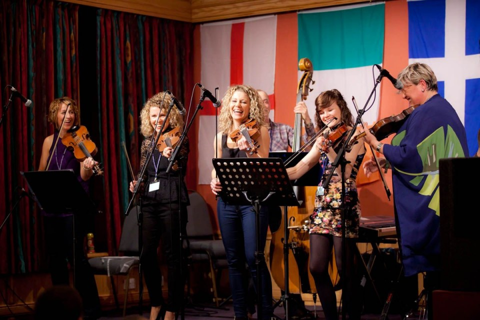 Accordion and fiddle festival postponed again