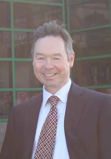 NAFC interim principal Willie Shannon