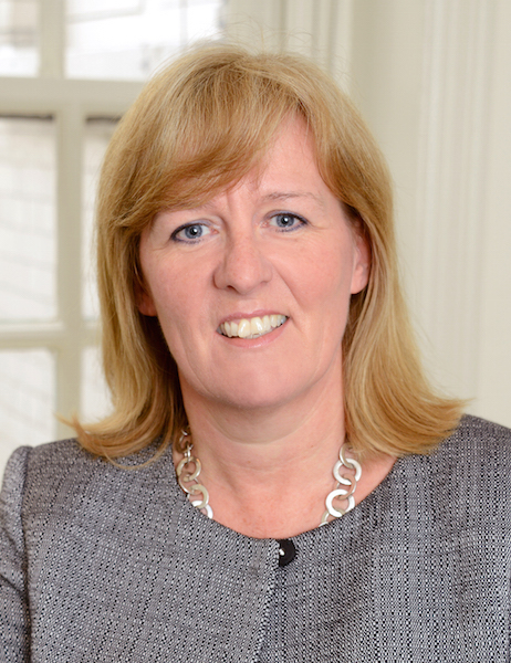 Dr Colette Backwell took on her new duties as CLAN chief executive earlier this month - Photo: CLAN