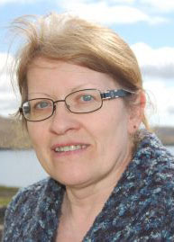 Harbour board chairwoman Andrea Manson is dead set against selling Sullom Voe port to a private operator.