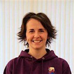 Shetland Befriending Scheme coordinator Lynn Tulloch.