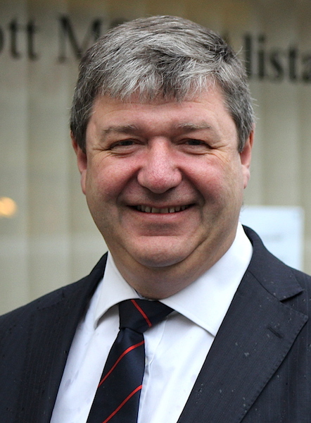 """Northern Isles MP Alistair Carmichael:  the Tory government """"clearly still don't have any understanding of the enormity of the task ahead of them""""."""