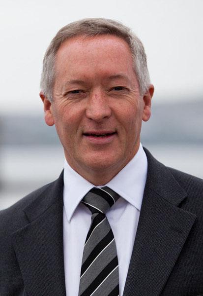 NorthLink managing director Stuart Garrett.