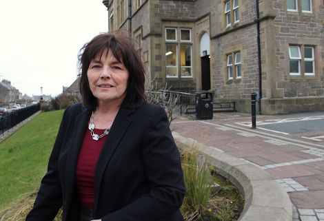 "Scottish minister for social security Jeane Freeman MSP: ""Island proofing will become enforceable"". Photo: Hans J Marter/Shetland News"