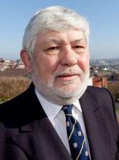 Swan Trust secretary Peter Campbell.