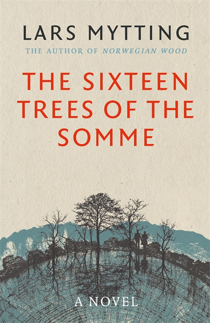 The Sixteen Trees of the Somme was published on 10 August.