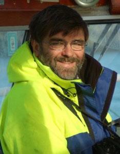 Former Shetland News Agency owner Dr Jonathan Wills has extensively reported on the grounding of the tanker Braer.