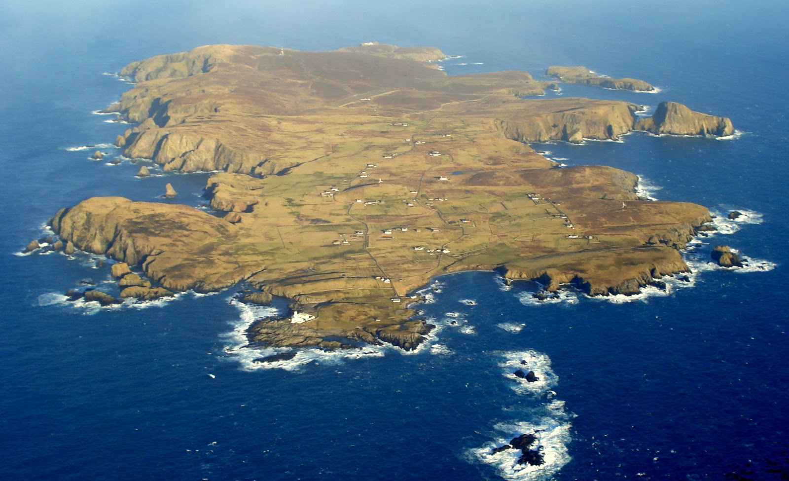 Fair Isle Times – keeping the remote community and beyond informed since 1978