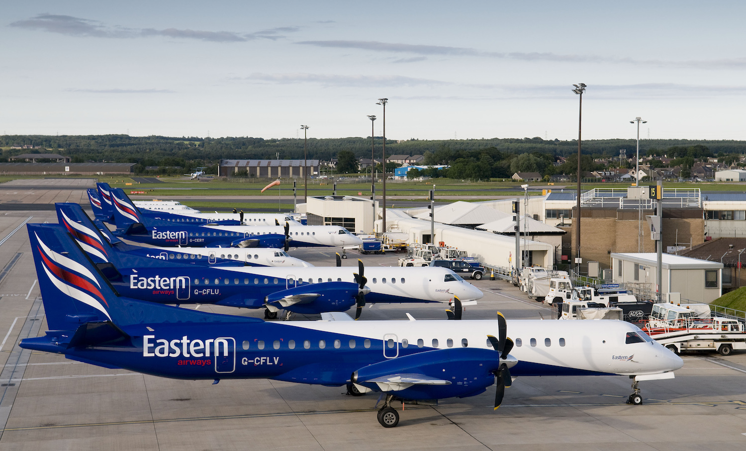 Airline suffers £5.2m loss as oil and gas passenger numbers fall