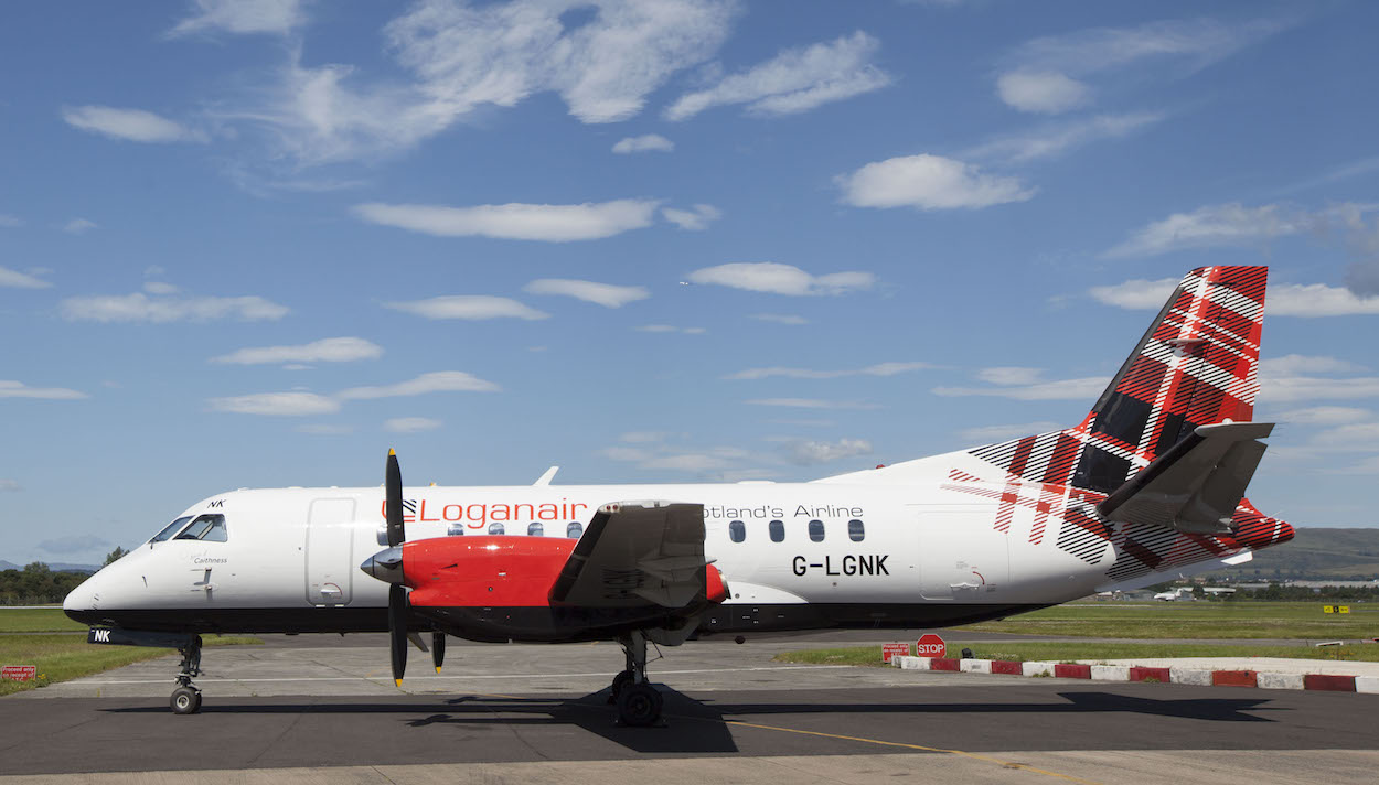 Loganair says NHS patients are 'always prioritised' when flights are disrupted