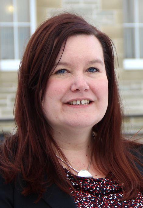 SIC chief executive Maggie Sandison. Photo: Shetland News