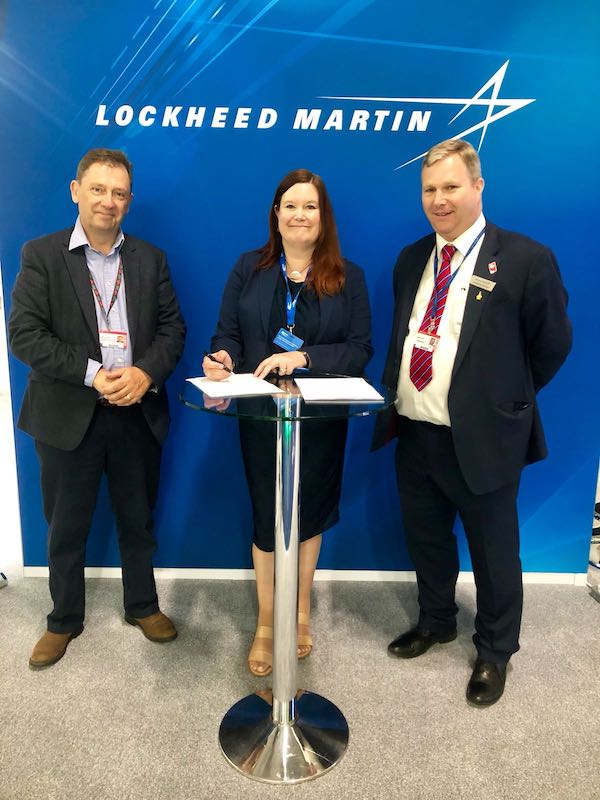 Space centre signs deal with aerospace giant | Shetland News