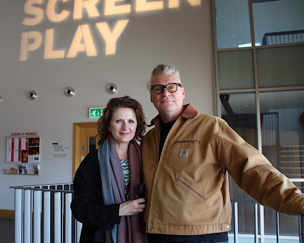 Screenplay: 'Come to Shetland next year'