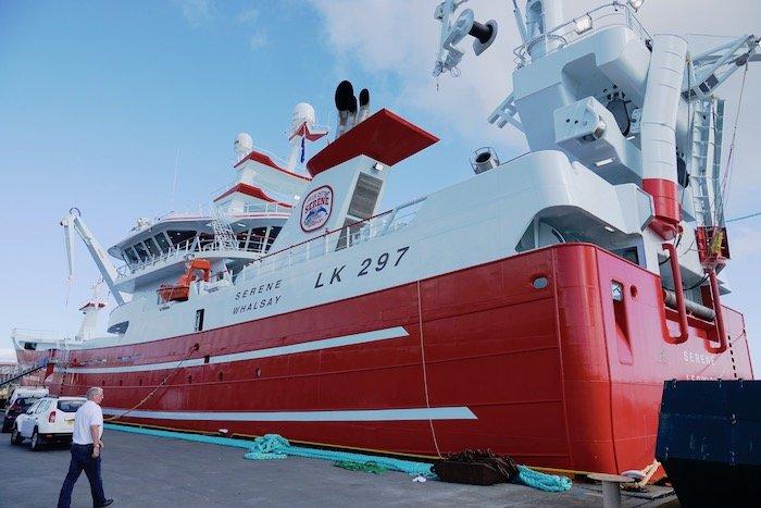 Serene takes isles fleet even further ahead | Shetland News