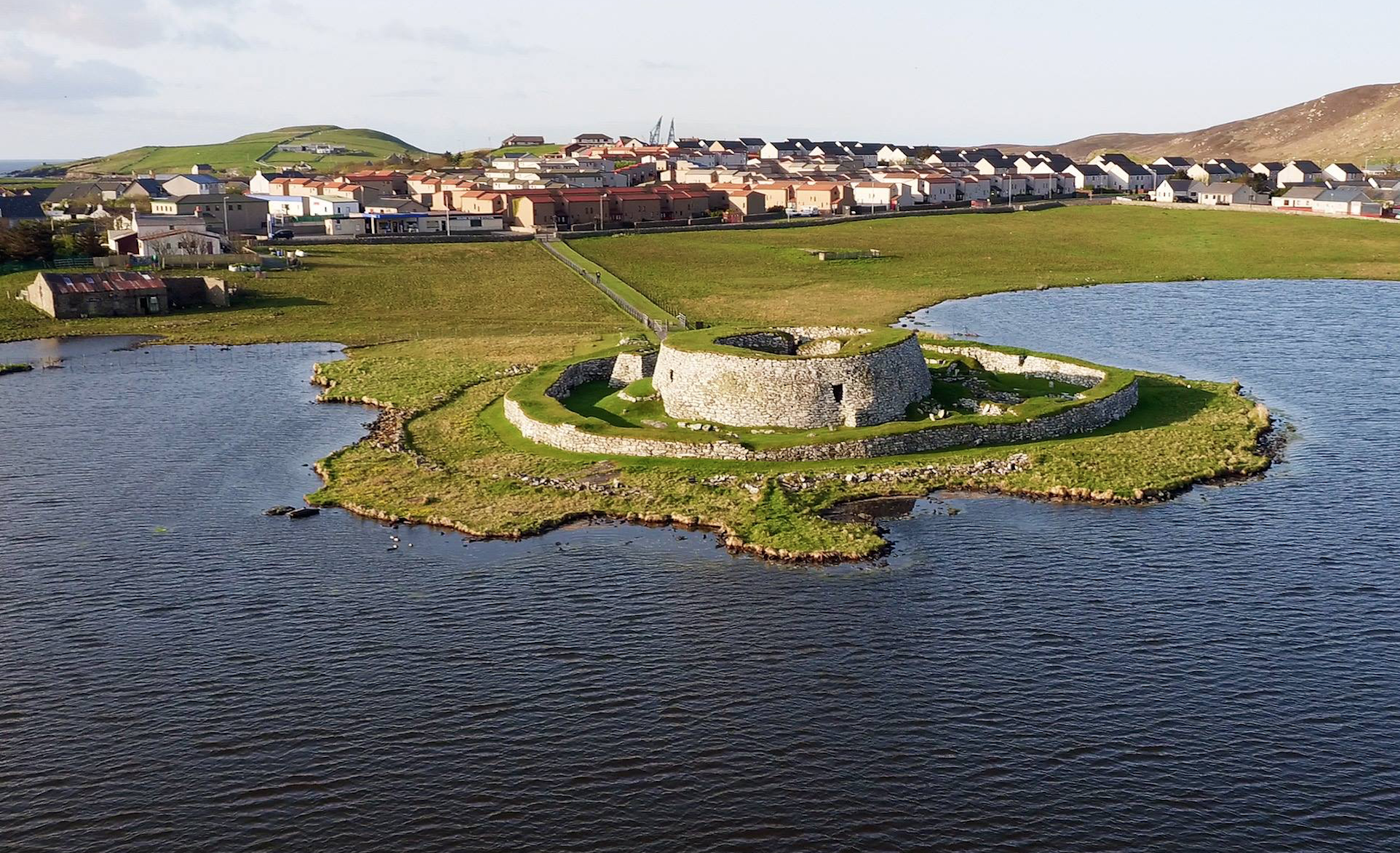 Historic environment agency repeats concern over plans for house near Clickimin Broch