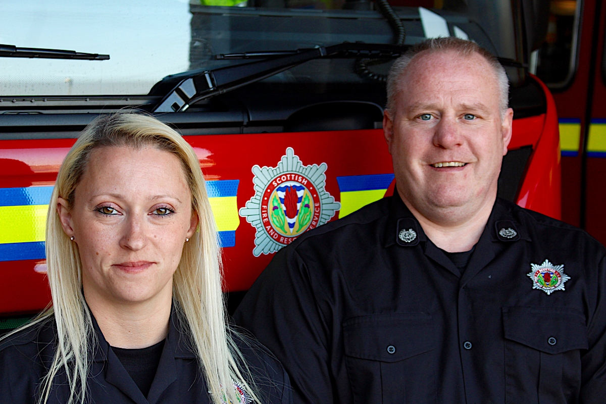 Female firefighter recruitment event proves a success | Shetland News