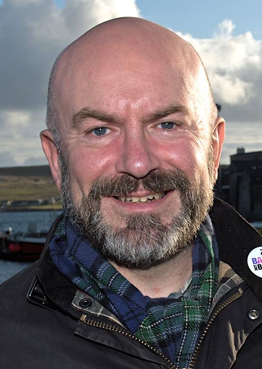 Robert Leslie Shetland News