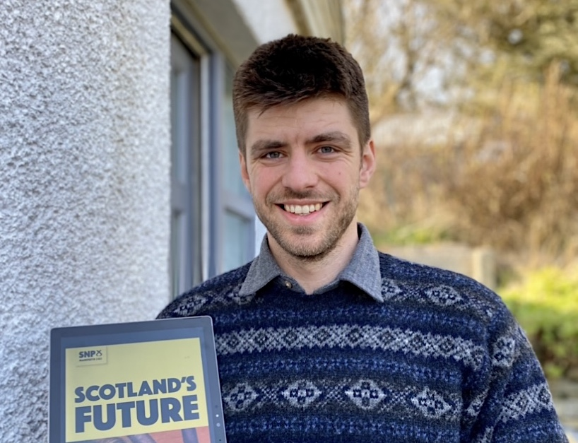 SNP candidate wins endorsement from two SIC councillors
