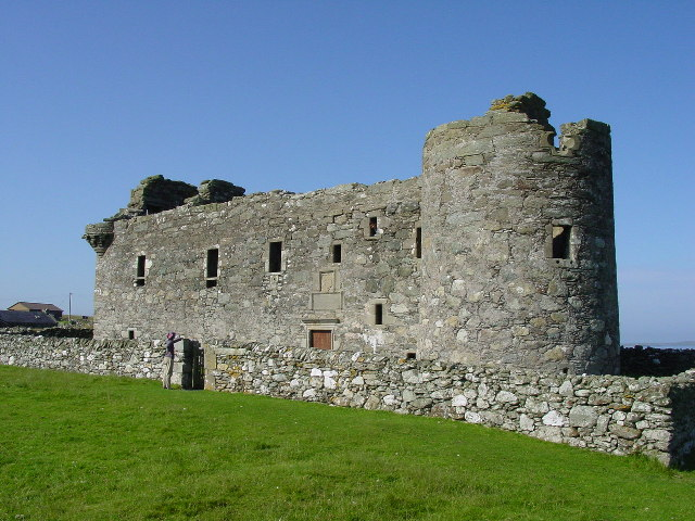 No record of barony title at Muness, archivist says