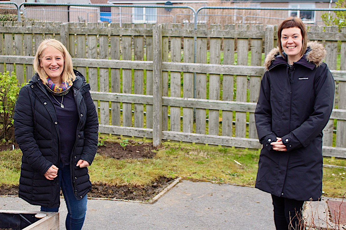 Plans to develop interactive sensory garden for people with additional support needs