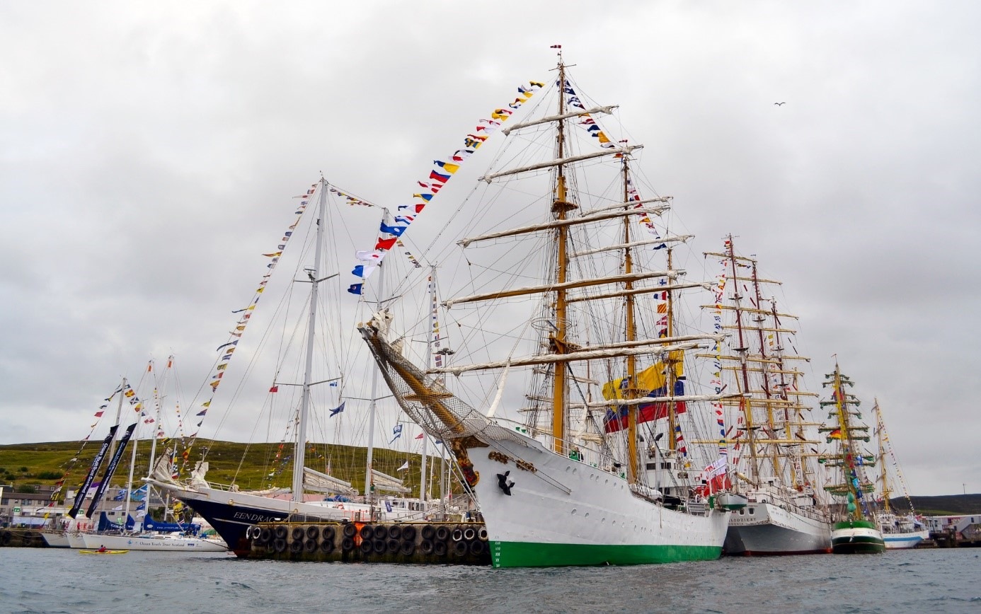 Excitement as Tall Ships Races confirmed to return in 2023