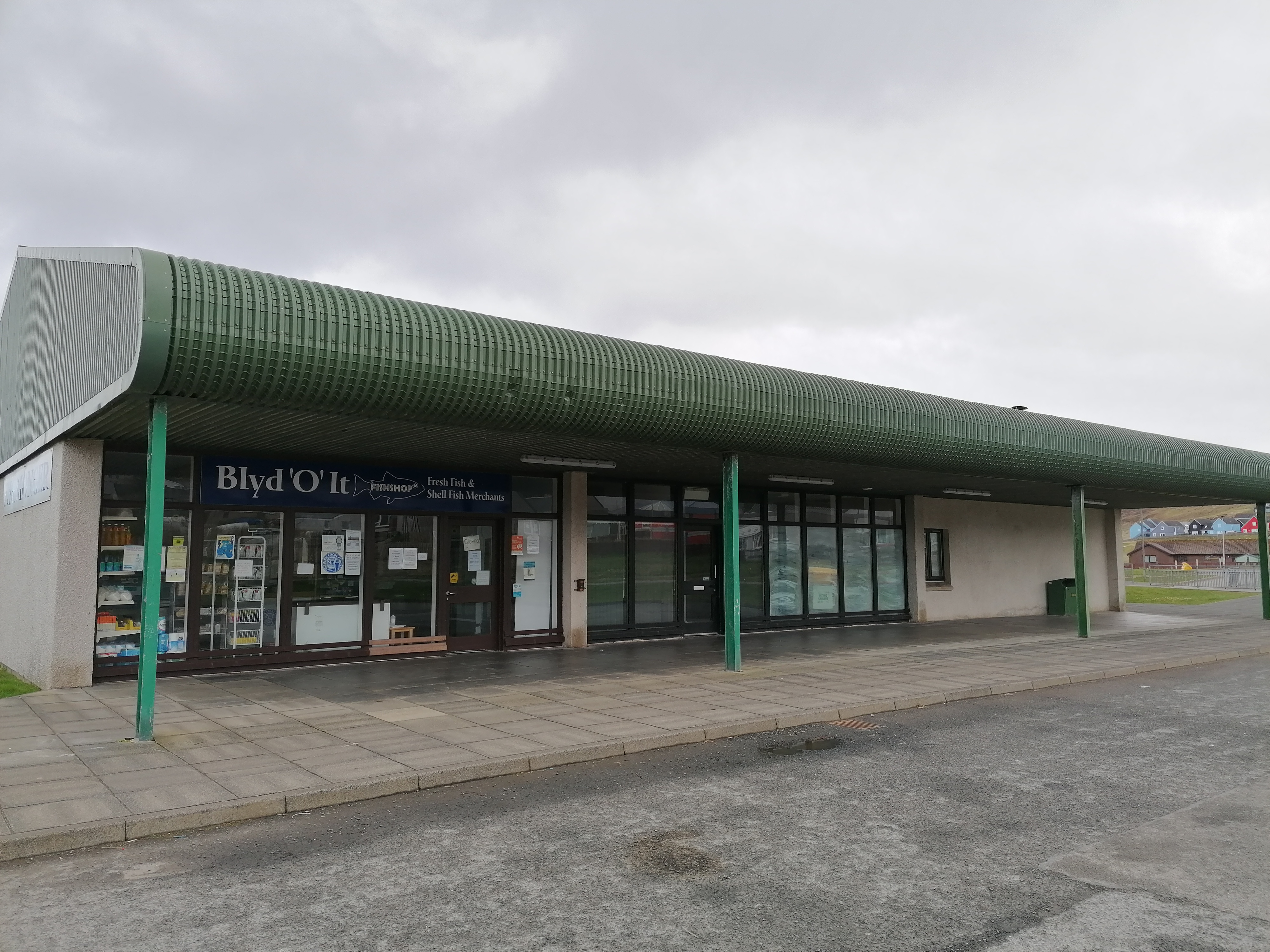 Demand prompts service station to accelerate plans for butcher's shop