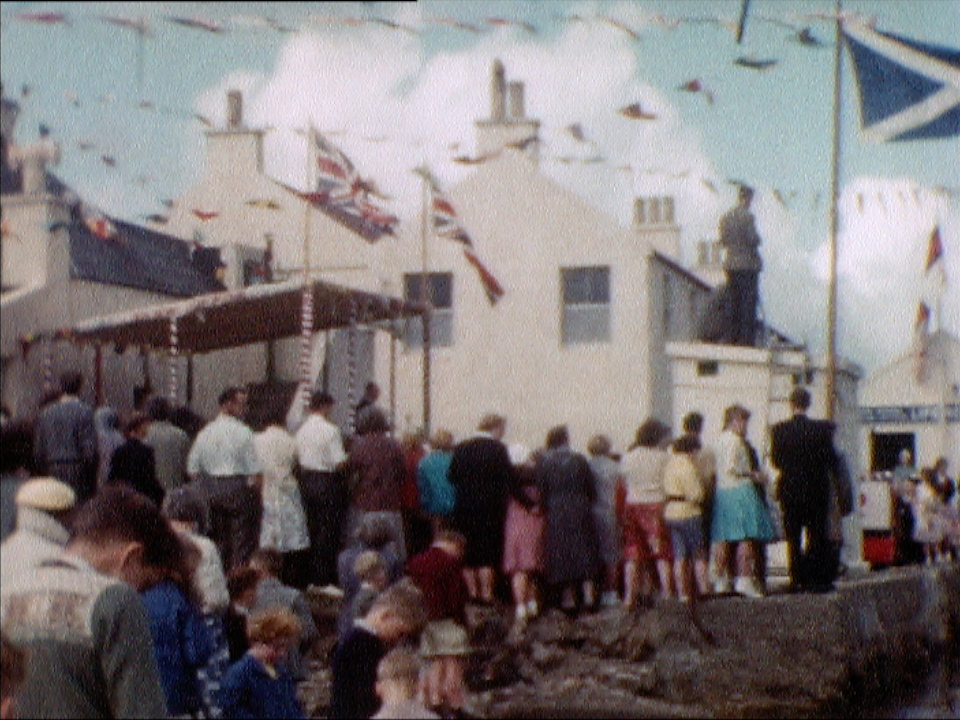 Premiere of newly digitised old films to shine a light on life in the 50s and 60s