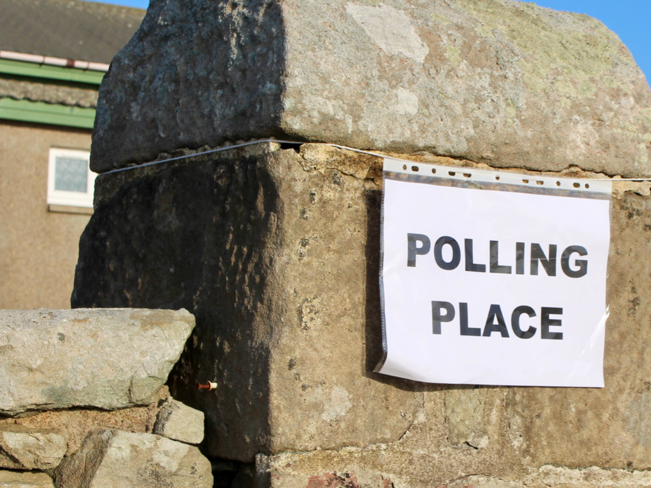 Voters head to the polls in Scottish Parliament election